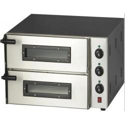 Horno 2 pizzas ELECTRICO PLUS 585x570x430mm HP02-WM