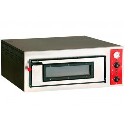 Horno 6 pizzas ELECTRICO  PRO 975x1230x415mm HP06-WM