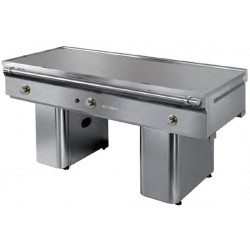 Fry-Top Teppanyaki Placa Rectificada a Gas 1805x820x850 mm quemadores	3 29,4 kw MAINHO