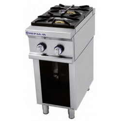 Cocina modular a gas 1 - 6.50(Kw) . 1 - 8(Kw) Repagas