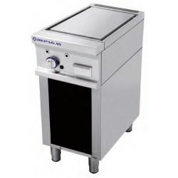 Fry-top de hierro a gas 400x750x900 mm Repagas
