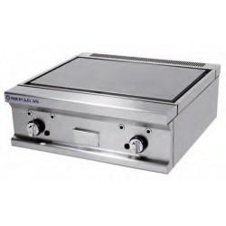 Plancha Fry-top de Hierro de 1 mm, Sobremesa a Gas 800x750x280 mm Repagas