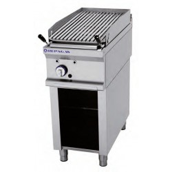Barbacoa a gas 400x750x900 mm 11.50 kw REPAGAS
