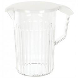 Tapa para jarra lisa policarbonato 900 ml.