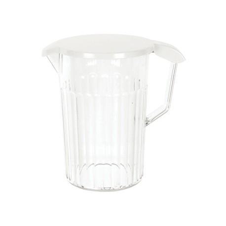 Tapa para jarra lisa policarbonato 1,4 lts.