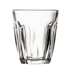 Vaso de vidrio endurecido