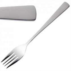 Tenedor de mesa Clifton acero inox.