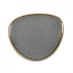 Plato triangular 165 mm Color Océano
