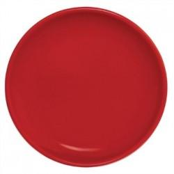 Plato de colores Coupe 200 mm Color Rojo