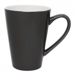 Taza para latte 454 ml Color Carbón