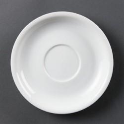 Plato para taza de cappuccino