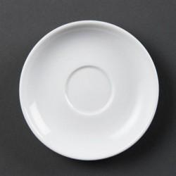 Plato para taza de café solo