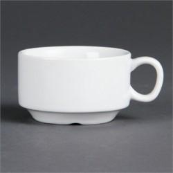 Taza para café solo apilable