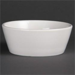 Cuenco cónico 121 mm Color Blanco