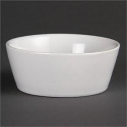 Cuenco cónico 90 mm Color Blanco