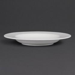 Plato para pasta 310 mm Color Blanco
