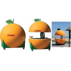 Kiosco transportable  expredendora de zumos para eventos,ZX
