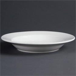 Plato hondo 273 mm Color Blanco