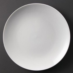 Plato coupe 305 mm Color Blanco