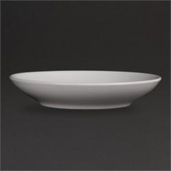 Plato hondo 260 mm Color Blanco