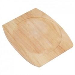 Base de madera hevea