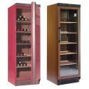Expositores de vinos refrigerados