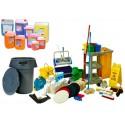Quimicos y accesorios de limpieza
