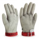 guantes para corte malla
