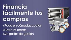 Fácil financiación en equipacionhosteleria.es